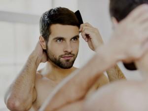 Homem No Espelho - 5 mitos sobre a queda de cabelo