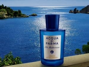 Homem No Espelho - Colonia Acqua di Parma Cedro-di-Taormina