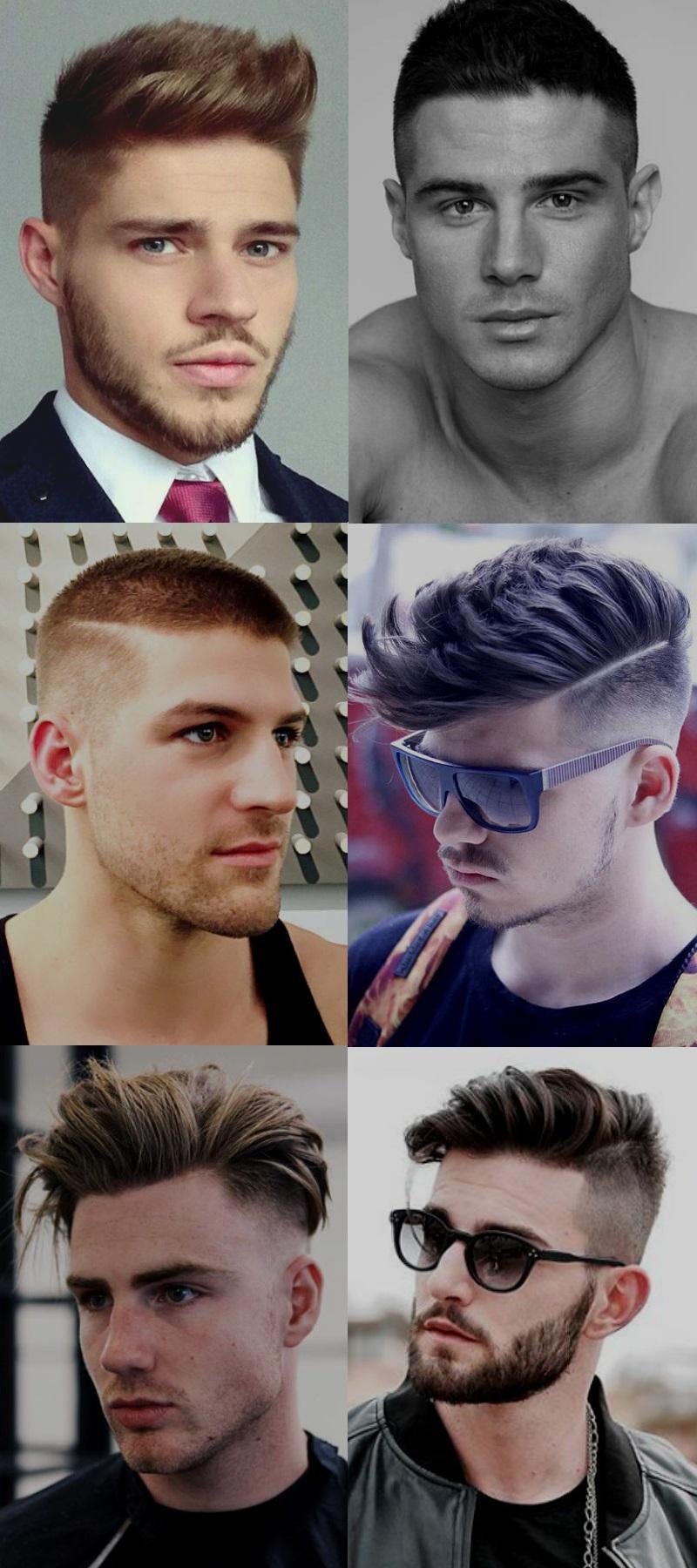 Homem No Espelho - Cortes de cabelo masculinos 2016 - Desconectados