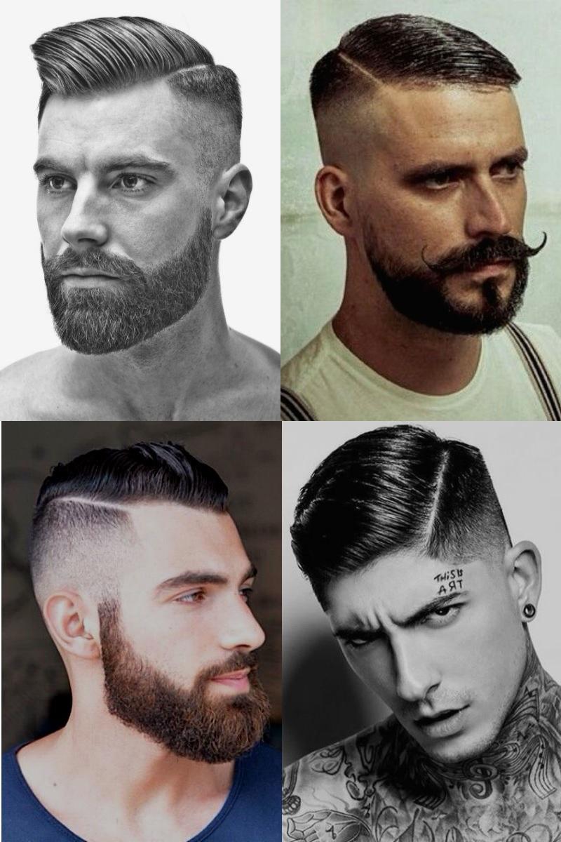 Muitas vezes O guia definitivo dos cortes de cabelo da moda - Homem no Espelho  VS69