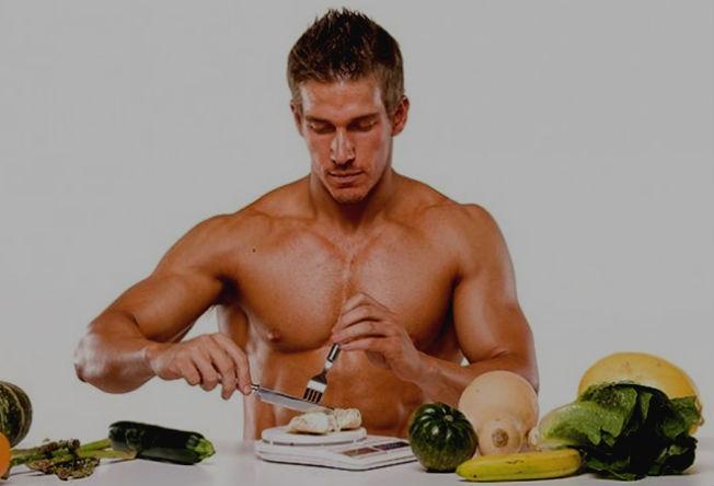 Homem No Espelho - 7 erros dieta