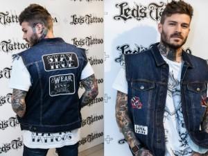 Homem No Espelho - Coleção C&A Led´s Tattoo
