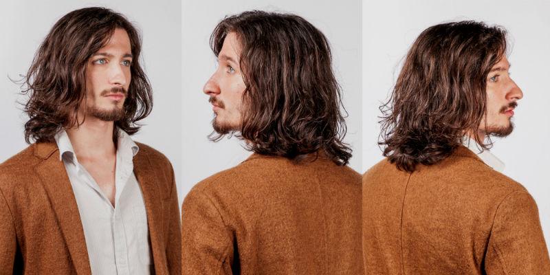Homem No Espelho - Cortes de cabelo 2016 - Paul Mitchell - Mitch -14