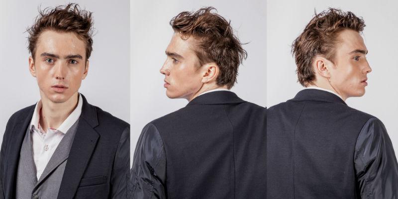 Homem No Espelho - Cortes de cabelo 2016 - Paul Mitchell - Mitch -4