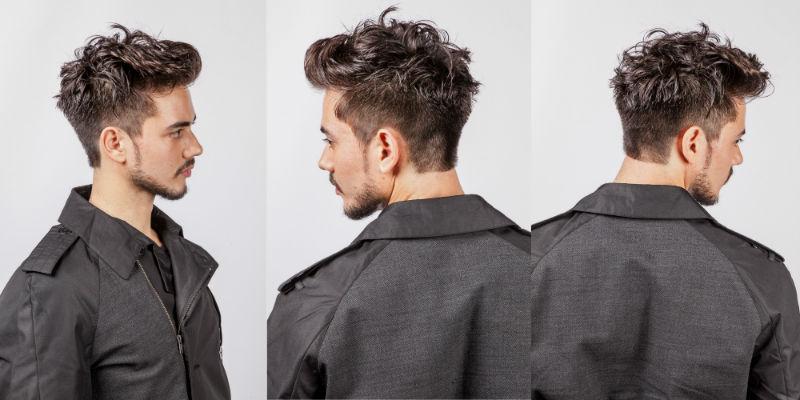 Homem No Espelho - Cortes de cabelo 2016 - Paul Mitchell - Mitch -5