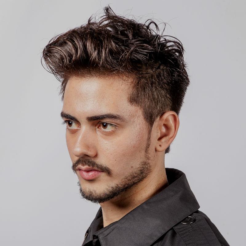 Homem No Espelho - Cortes de cabelo 2016 - Paul Mitchell - Mitch-6