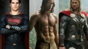 Homem No Espelho - Treinos dos super-heróis