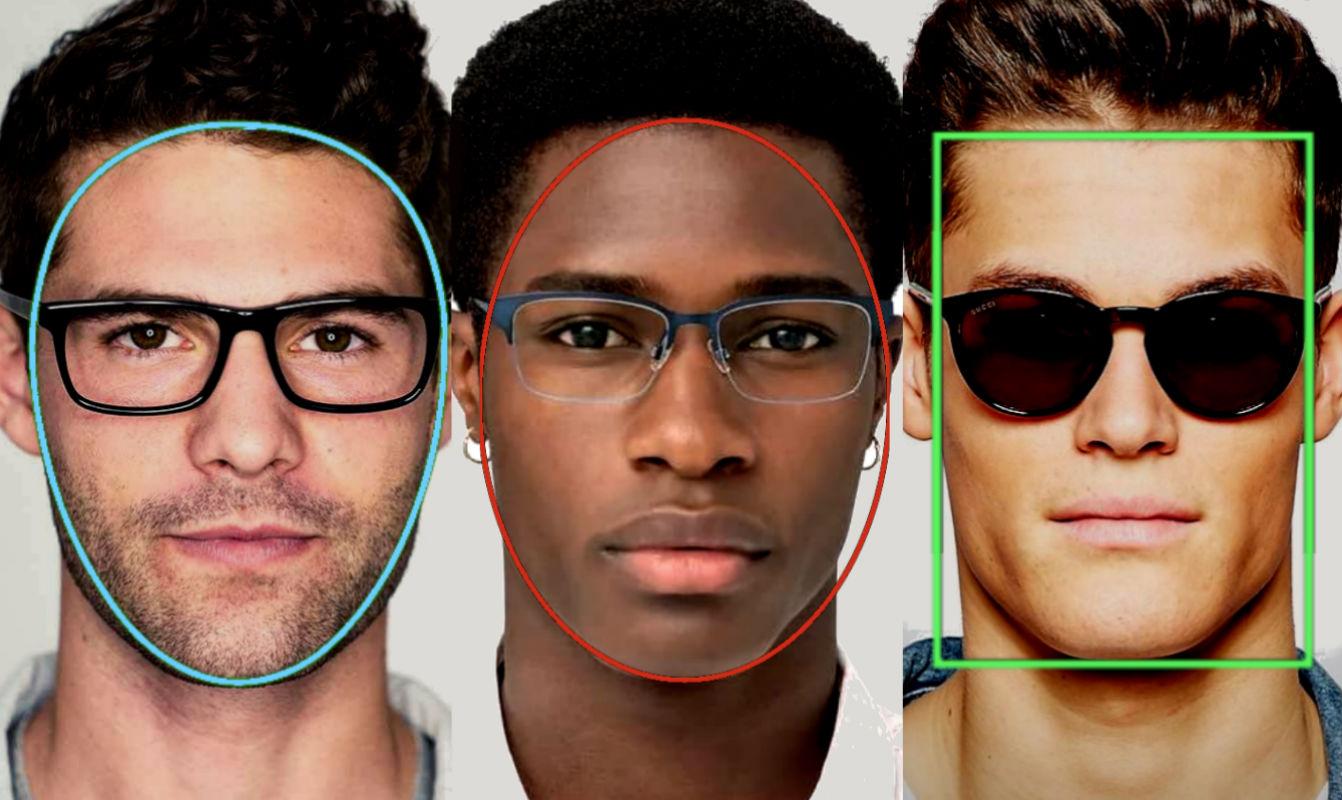 6ae119a04bc19 Os óculos certos para cada formato de rosto - Homem no Espelho