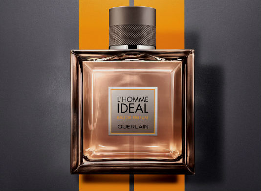 L Homme Ideal da Guerlain ganha versão intensa - Homem no Espelho 129a42548a