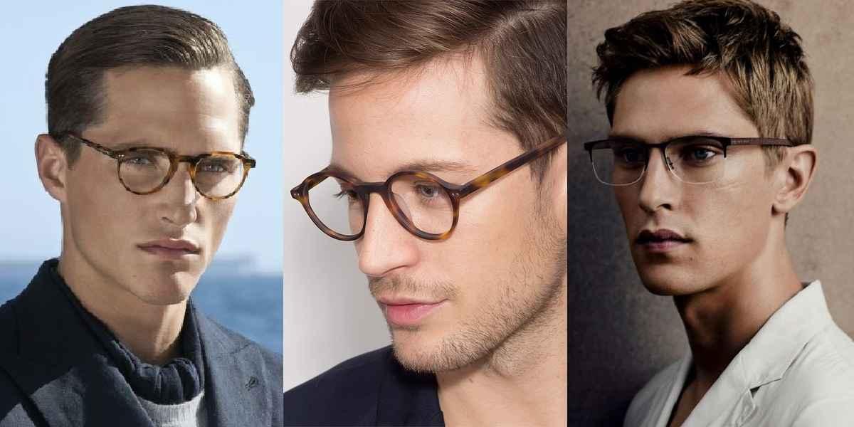 Homem No Espelho - Os óculos para cada formato de rosto quadrado, redondo, triangular, oval