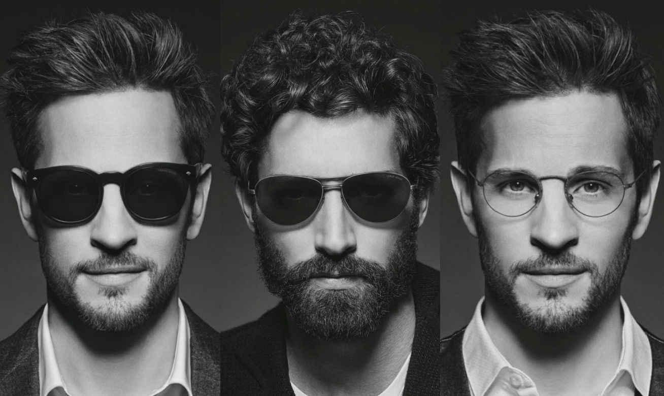 0d637a6e01d99 Homem No Espelho - Os óculos para cada formato de rosto quadrado, redondo,  triangular