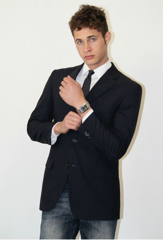 Homem No Espelho - Como dar um upgrade no seu estilo - slim fit 2