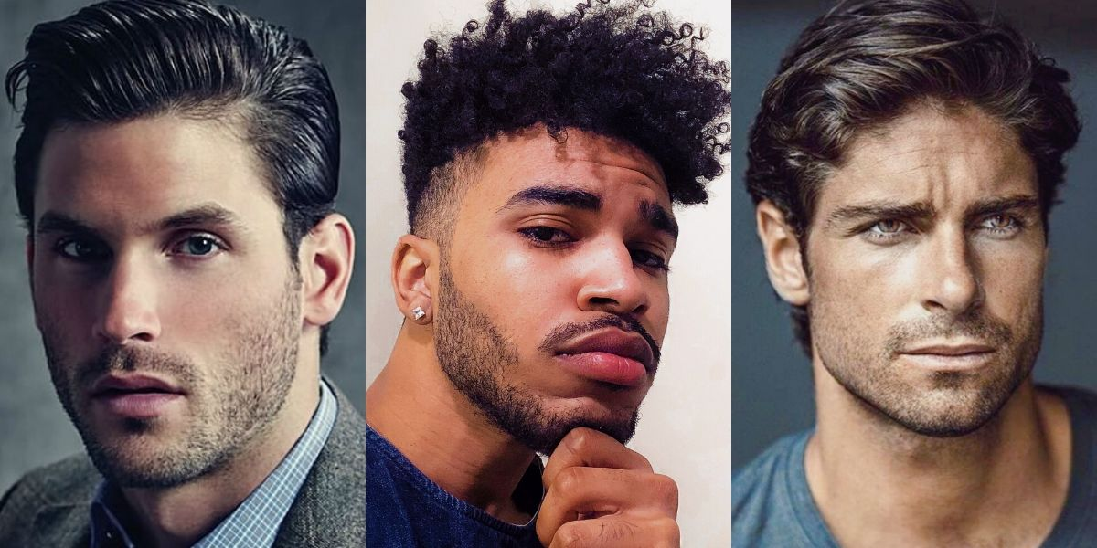 Homem No Espelho - Estilos de barbas (1)