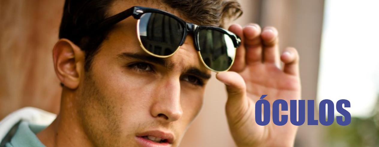 Homem No Espelho - Loja Oculos