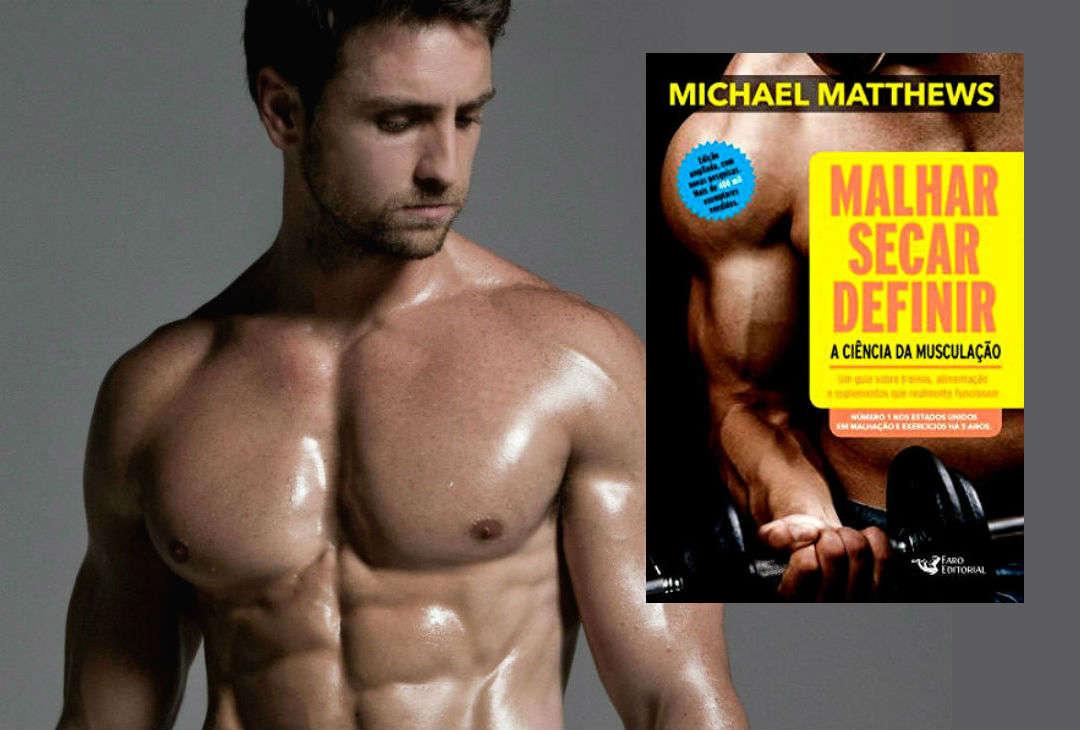 Homem-No-Espelho-Livro-Malhar-Secar-Definir-Mike-Matthews