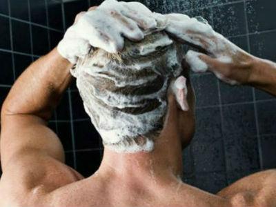 Homem No Espelho - Xampu