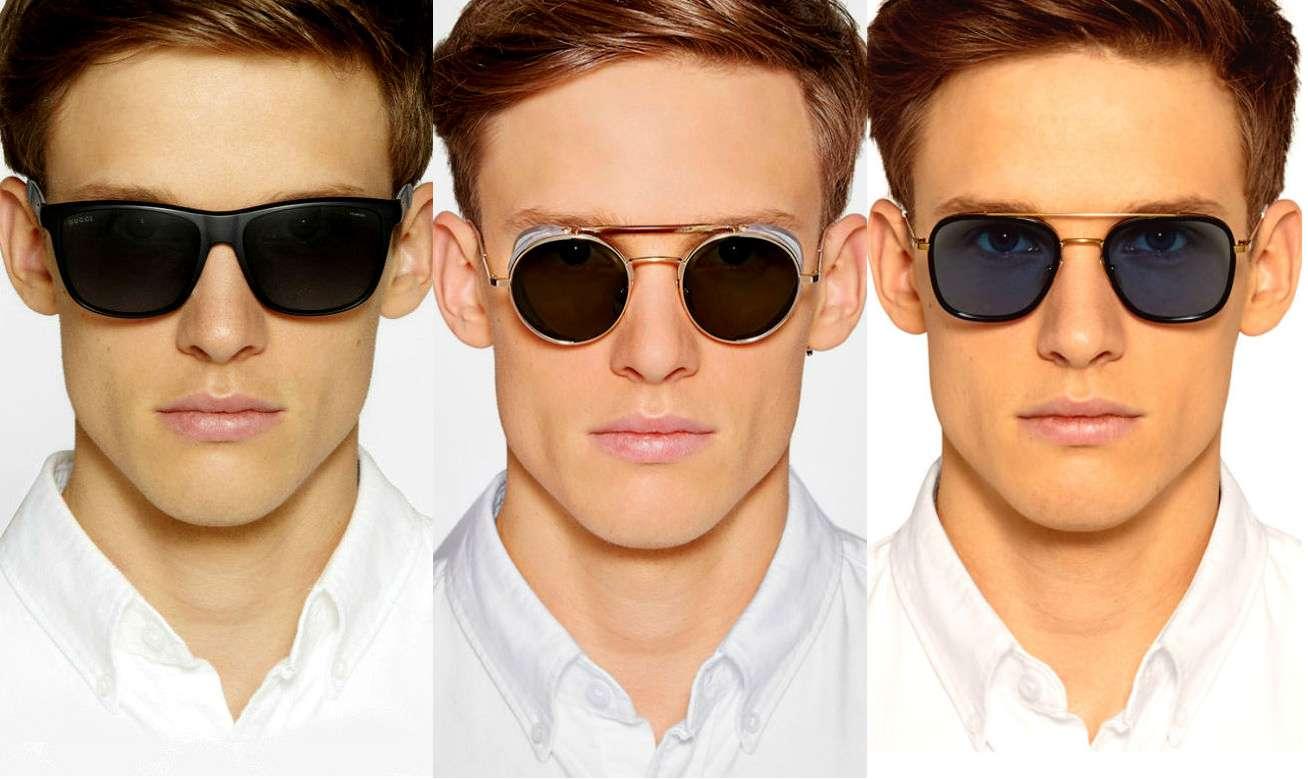 888351696 Conheça os vários estilos de óculos de sol masculinos - Homem no Espelho