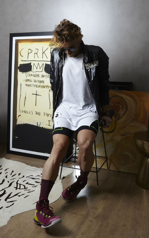 Homem No Espelho-Moda masculina - roupas para usar na academia