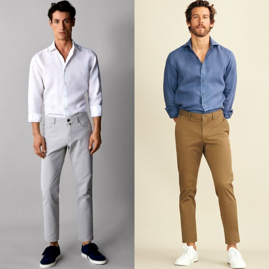 f905f6cfb Calça curta: essa moda pegou de verdade? - Homem no Espelho