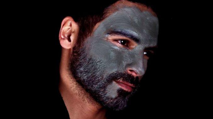 Como usar máscara facial masculina - Homem No Espelho