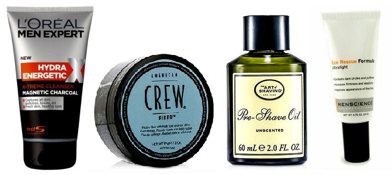 L Oréal Men Expert, American Crew, The Art of Shaving e Menscience, algumas  marcas masculinas que não vendem no Brasil mas que dá para comprar no  Strawberry ... 9e7a4ff309