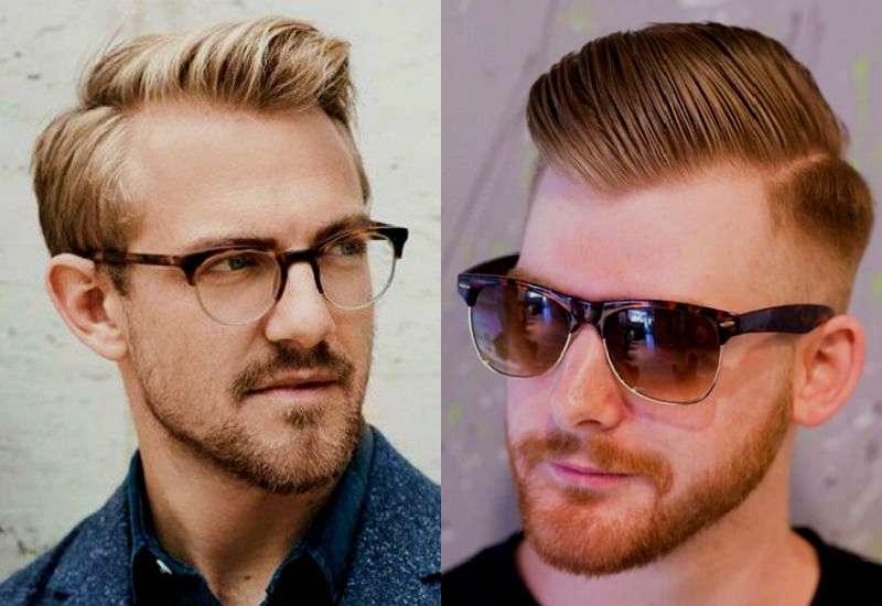 Homem No Espelho-Cortes de cabelo masculinos para quem tem entradas