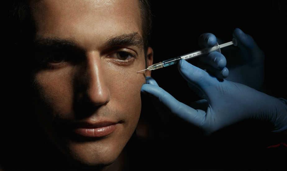 Homem No Espelho - O que é preenchimento facial - ácido hialurônico