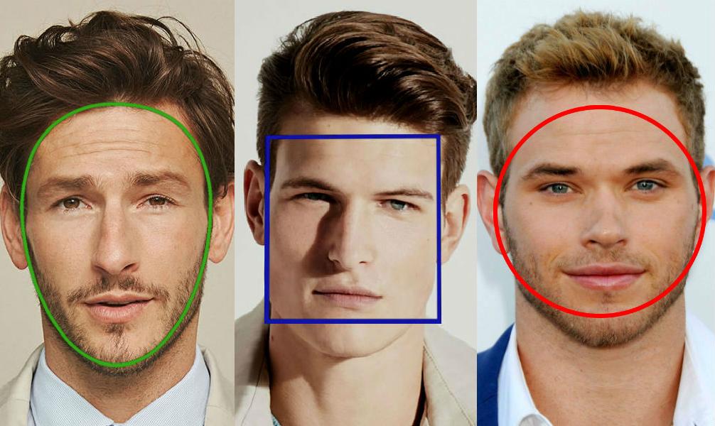5fe73c0a20d8a Escolha o corte de cabelo para seu formato de rosto - Homem no Espelho