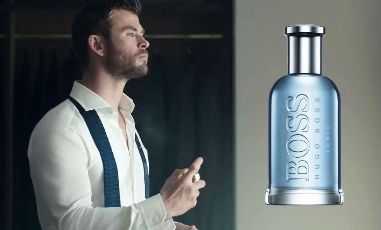 b68b4a45c Bottled Tonic  novo perfume refrescante da grife Hugo Boss - Homem ...