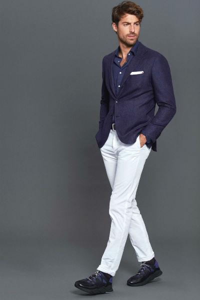 Roupas para usar no trabalho - moda masculina