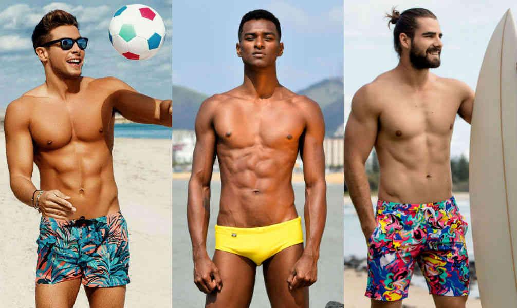 Homem-No-Espelho-Moda-praia-masculina-2018-Bermuda- 1fad0af4587