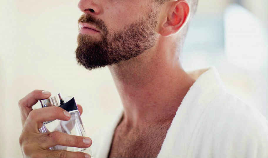 Homem No Espelho - Como usar perfume