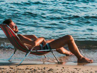 Homem No Espelho - Projeto verão - praia 2020