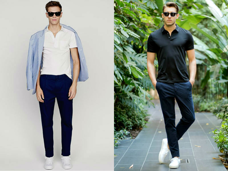 Homem No Espelho - Os sapatos que todo homem deve ter no guarda-roupa-sneakers-tênis branco