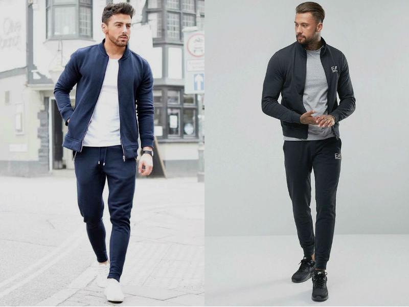 115000ca5 Homem No Espelho - Roupa esportiva - moda masculina - moda para homens
