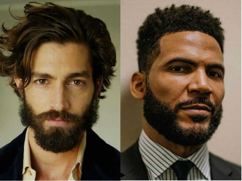 Homem No Espelho - O estilo de barba ideal para cada formato de rosto