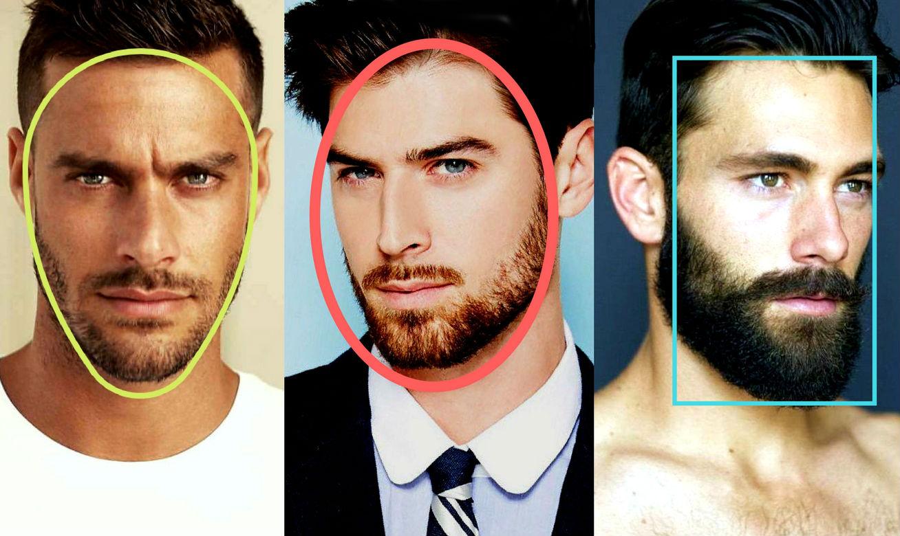 Homem No Espelho - O estilo de barba ideal para cada formato de rosto- Tipos de barbas