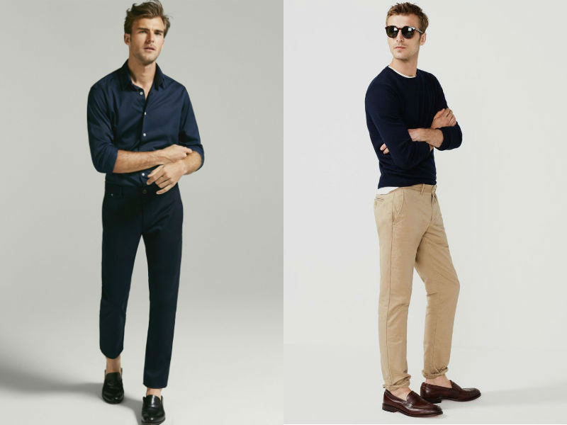 Homem No Espelho - Os sapatos que todo homem deve ter no guarda-roupa-loafer