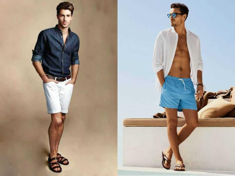 Homem No Espelho - Os sapatos que todo homem deve ter no guarda-roupa - sandália