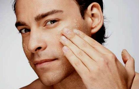 Homem No Espelho - Receitas caseiras para tratar a pele - máscara de limão e açúcar