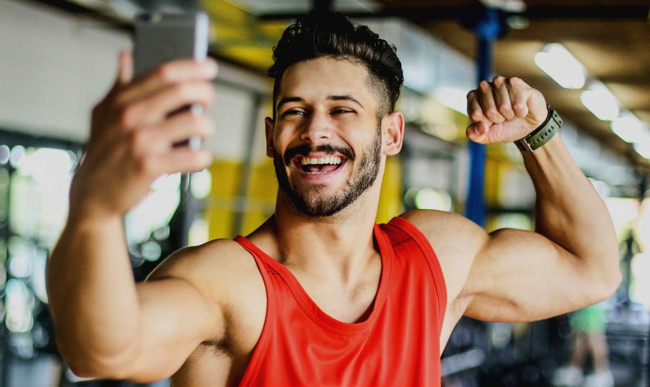 Homem No Espelho - Como ser o cara da academia- treino- hipertrofia
