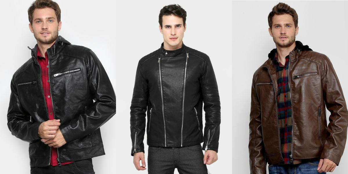 Homem No Espelho - Jaquetas de couro - Comprar
