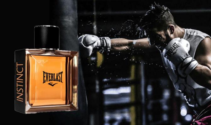 Homem No Espelho - Perfume Everlast Instinct - perfumes masculinos lançamento