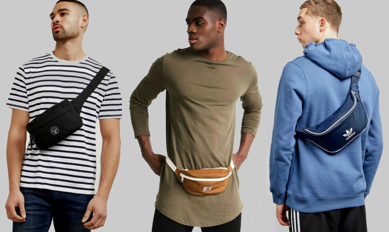 afc42b7a5cd51 Homem No Espelho - Como usar pochete masculina - estilo masculino - moda  masculina