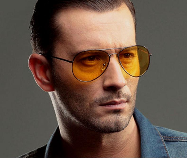 bef20e88bedc1 Homem No Espelho - Cores das lentes dos óculos escuros - de sol ...