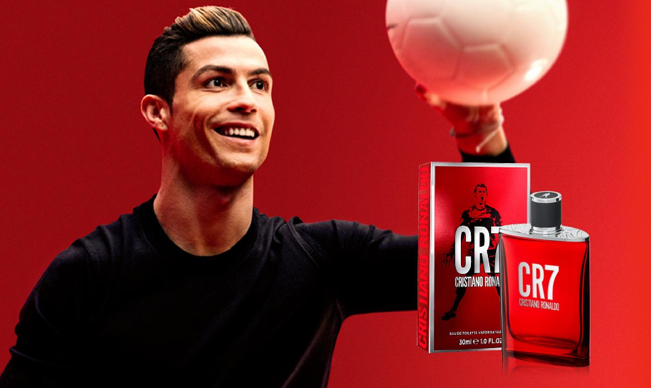 Homem No Espelho - Perfume CR7 - Cristiano Ronaldo - perfumes masculinos