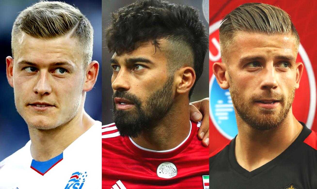 Homem No Espelho - os melhores cortes de cabelo masculinos da Copa do Mundo 2018