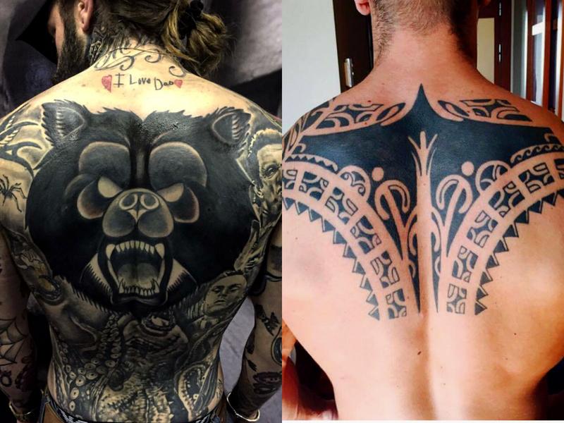 Homem No Espelho Estilos De Tatuagens Masculinas Tattoos