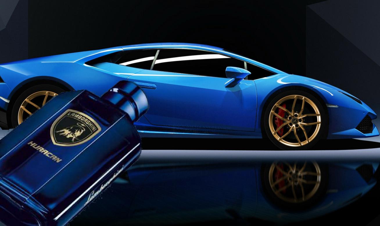Homem No Espelho - Perfume masculino Lamborghini Huracan