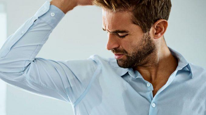 Homem No Espelho - Suor sob controle como diminuir a transpiração excessiva
